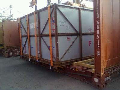 Surat Pinjaman Container Ke Pelayran Indonesia