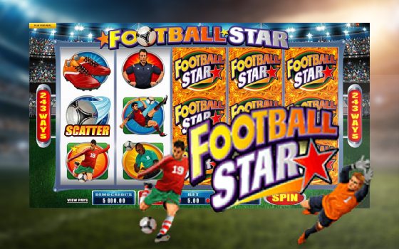 Goldenslot Football Star