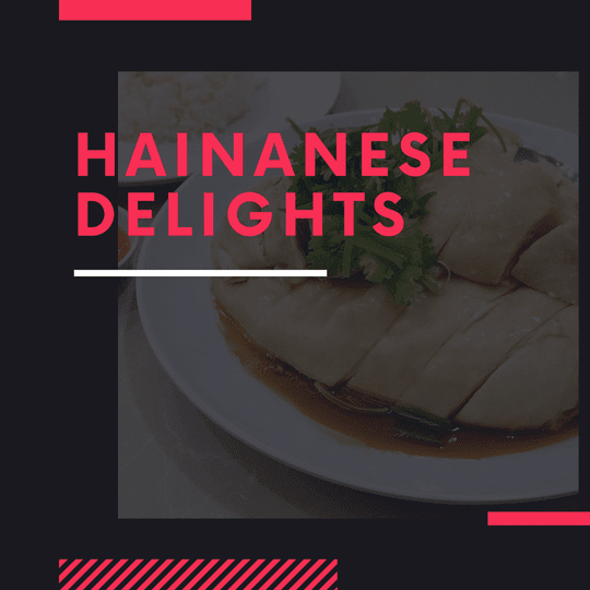 Hainanese Delights restaurant review