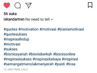 Cara mendapatkan banyak like instagran tanpa aplikasi