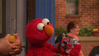 Elmo, Sesame Street Episode 4417 Grandparents Celebration season 44