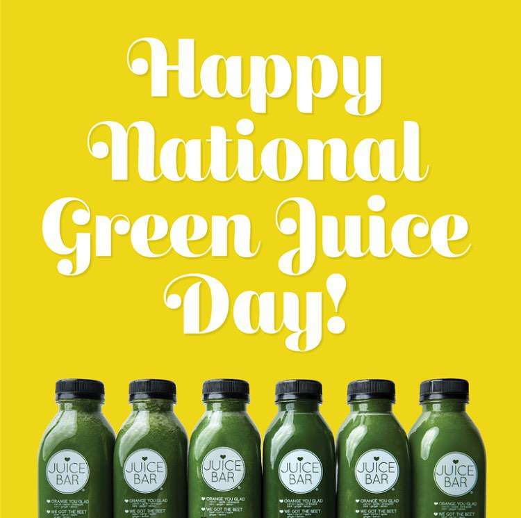 National Green Juice Day Wishes Awesome Images, Pictures, Photos, Wallpapers