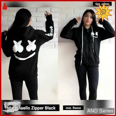 AND034 Jaket Wanita Jacket Marsmello Zipper BMGShop