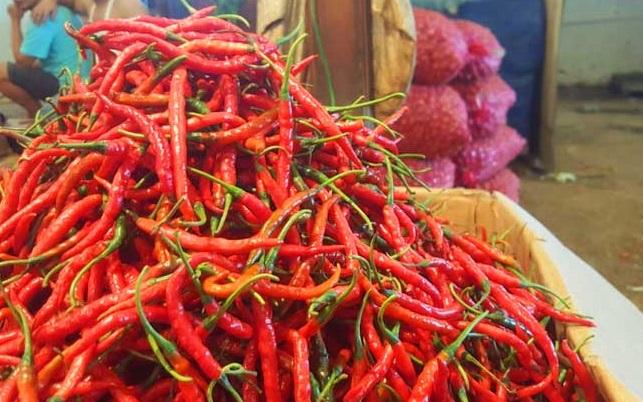 Harga Cabai Melonjak, Pedagang Kuliner Mulai Mengeluh
