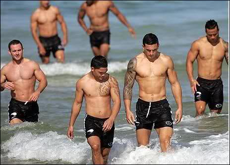 Samoan guys