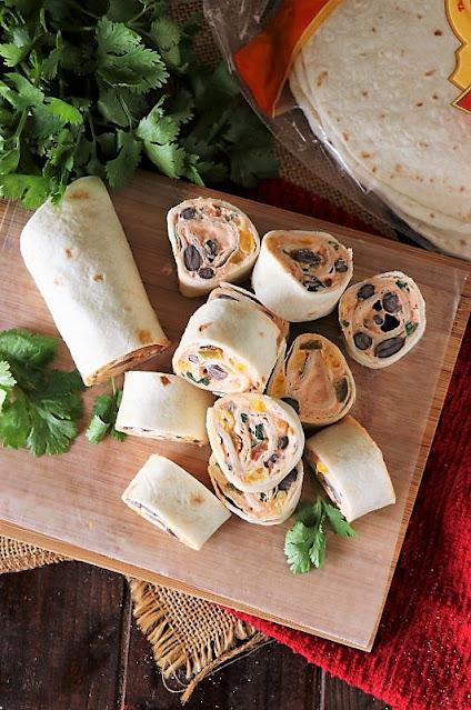 Veggie Taco Roll-Ups Image