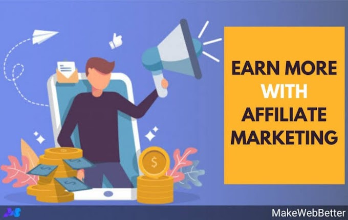 How to make money with affiliate marketing - make money online