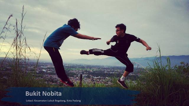 bukit nobita di padang