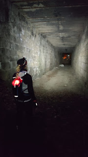 tunnel lost holly zimmermann adventure racing running