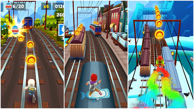 Subway Surfers Apk v1.117.0 MOD, (Unlimited Money/Coins/Key) for Android