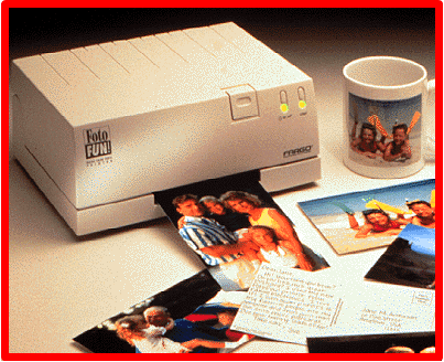 Definition of Photo Printer