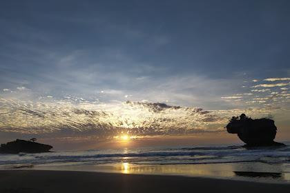 Pantai Madasari Cimerak Pangandaran