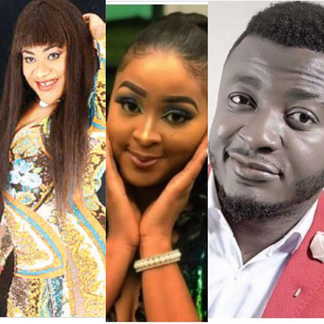AGAIN! Actress, Sunday Nkechi Blessing Joins Etinosa, Pull Off On MC Galaxy's Live Video