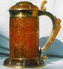 Photograph of Amber Tankard courtesy of St Mary's Church, North Mymms