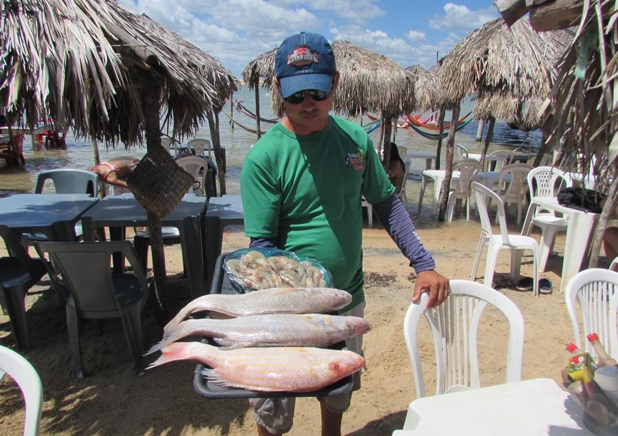 Jericoacoara: restaurantes, barracas de praia, bares e sorveterias