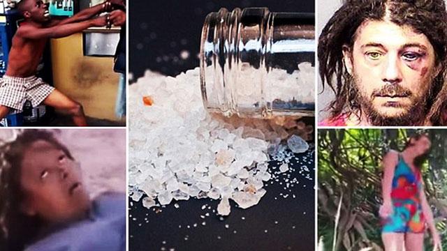 Fakta Seputar Narkoba Flakka 'Zombie' yang Mengerikan
