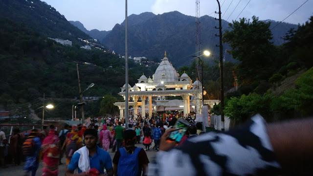 Vaishno Devi jammu katra