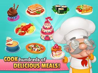 Game Cafeland World Kitchen Mod Apk