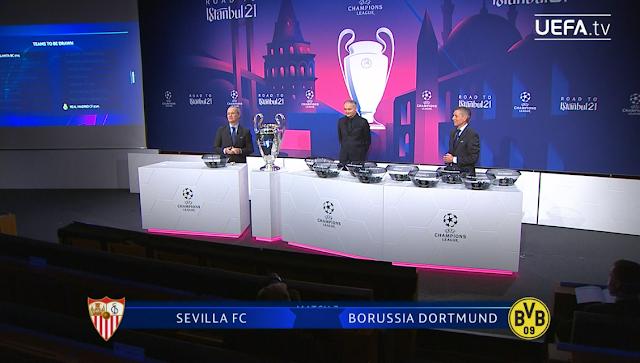 Sevilla Borussia Champions