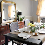 Mismatched to marvelous dining room