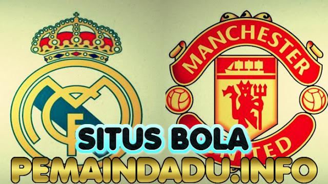 Klub Real Madrid Tawarkan Dua Pemain Ke Manchester United