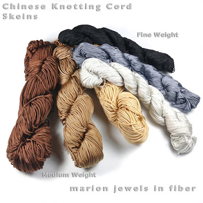 Chinese Knotting Cord - Skeins