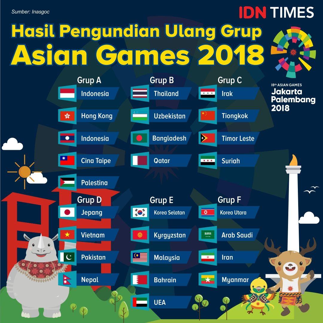 nonton asian games 2019