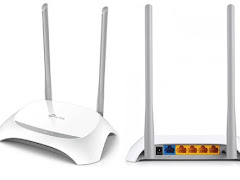 Spesifikasi tp-link tl-wr840n 300Mbps Wireless Router