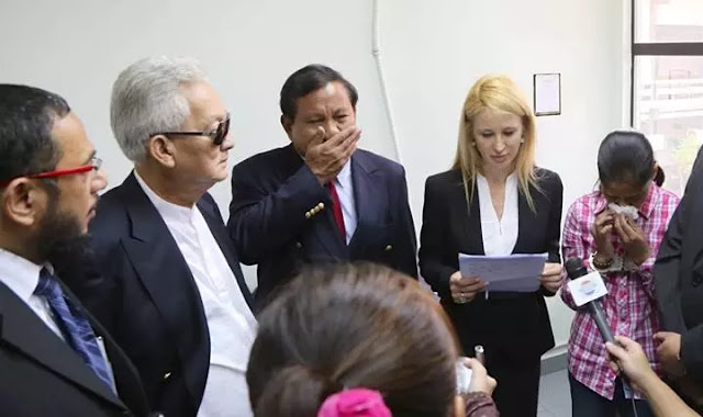 Wilfrida Soik, Rekam Jejak Prabowo Selamatkan PMI Dari Eksekusi Mati