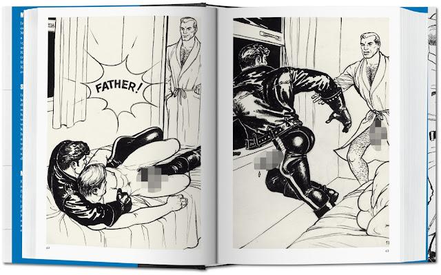 The complete kake comics - Tom of Finland Taschen