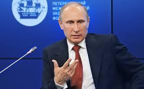 Short Biography of Vladimir Putin in English