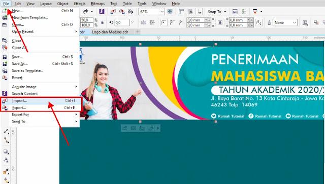 Download Banner Penerimaan Siswa Baru