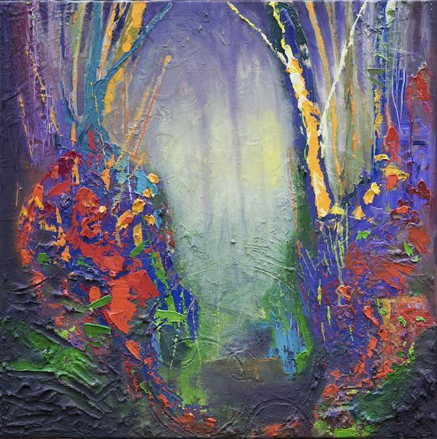 Stephen Lursen Art Abstract Paintings