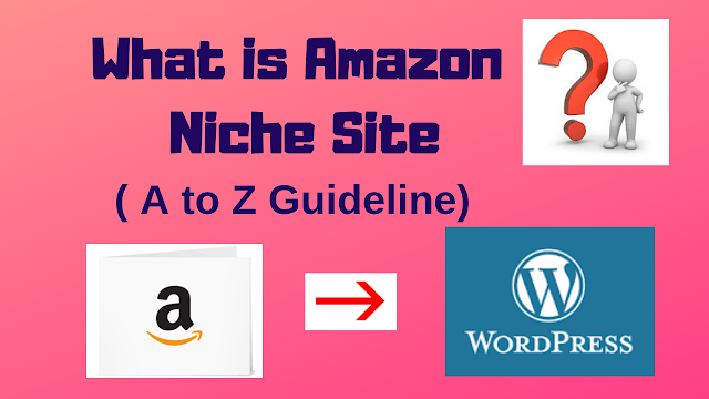 What is Amazon Niche Site( A to Z Guideline) - Tech Teacher Debashree