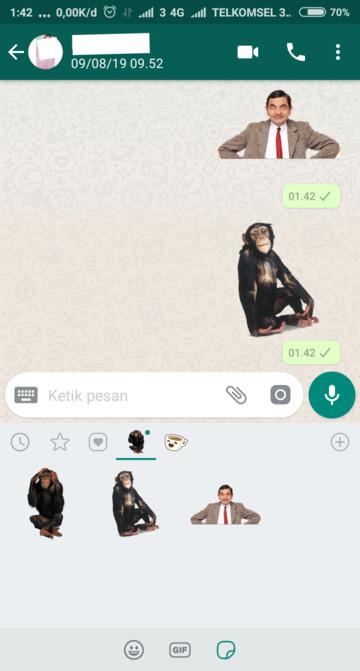 Cara Membuat Sticker Whatsapp Sendiri Dengan Mudah