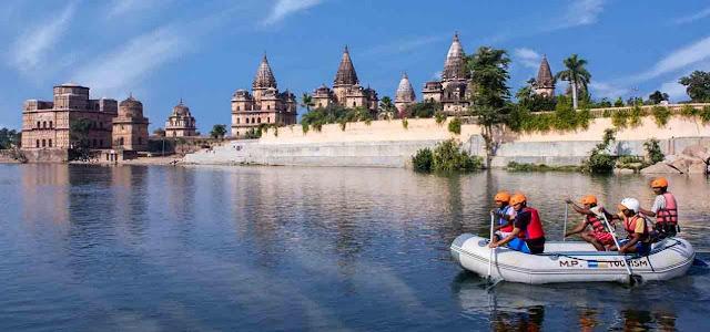 Orcha tourist places