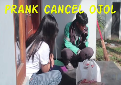 Hapus Video Prank Cancel Ojol