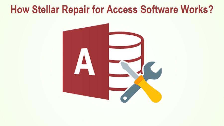 Repair for Access Software