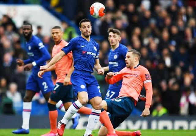 Chelsea Pesta Gol ke Dalam Gawang Everton 4-0