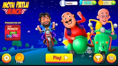 Motu Patlu Games