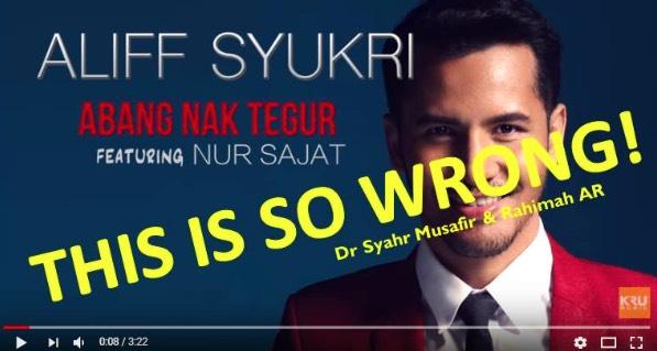 Doktor Ini Minta Dato Aliff Syukri Berhenti Cari Publisiti
