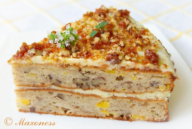 Торт «Колибри» от Джейми Оливера. Американская кухня