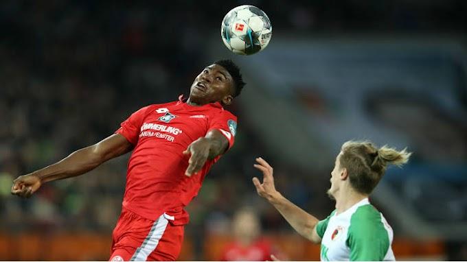 Sunday's Fixtures in the German Bundesliga