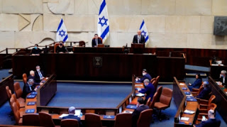 After 3 elections, Israel's government is finally