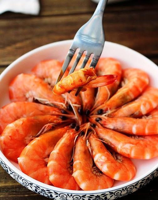 Spanish Boiled Shrimp - 3