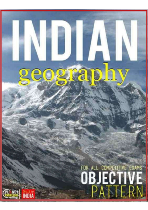 Objective-Indian-Geography-For-All-Competitive-Exam-PDF-Book
