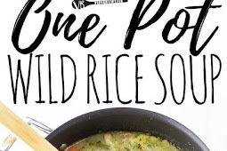 vegetarian wild rice soup