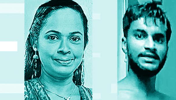 തൃക്കൊടിത്താനം സ്വദേശി കുഞ്ഞന്നാമ്മ,  മകന് ജിതിന്ബാബു