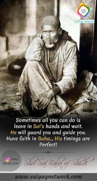 Shirdi Sai Baba Blessings - Experiences Part 2872
