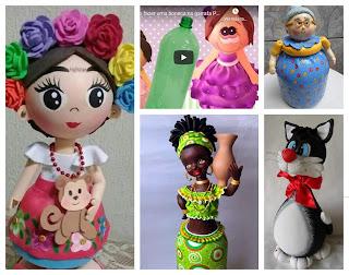 muñecas-botellas